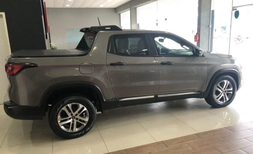 Toro Freedom Diesel 2018 BLINDADO